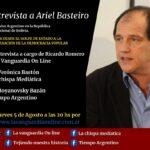 Bolivia. Entrevista a Ariel Basteiro