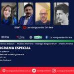 LaVanguardiaOnLine en Radio Arroba (20/9/2021)