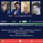 La VanguardiaOnLine en RadioArroba / Programa nº 7 (18/10/2021)